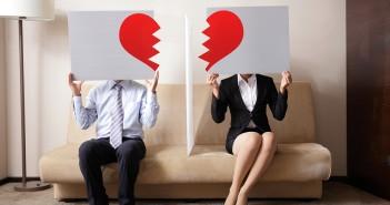 Trennung-Partnerschaft