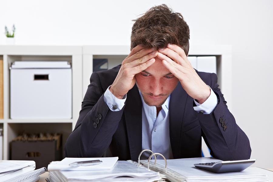 Burnout am Arbeitsplatz