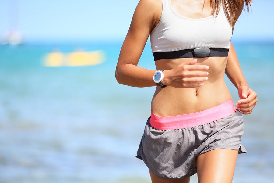 Laufen ist eine Trainingsform ohne Geräte