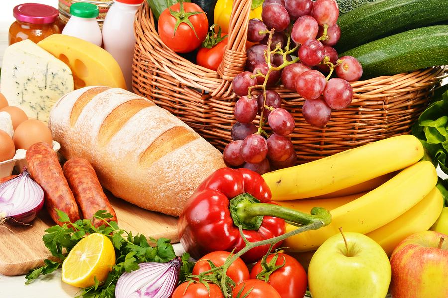 ▷ Die richtige Ernährung bei Gicht - Zusammenhang & Empfehlungen
