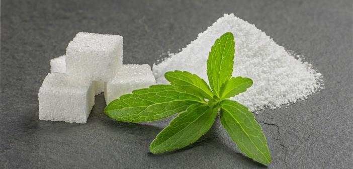 Zuckerersatz Stevia