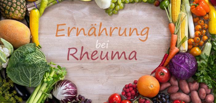 Ernährung bei Rheuma