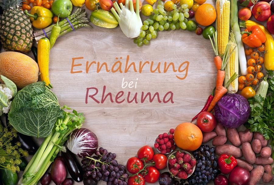 ▷ Ernährung bei Rheuma – Zusammenhang & Empfehlungen
