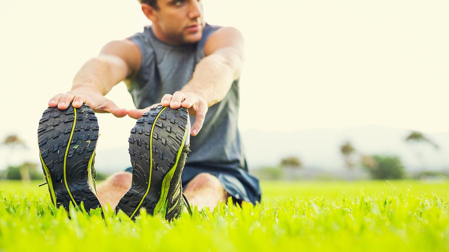 gesunde Sportler Diät