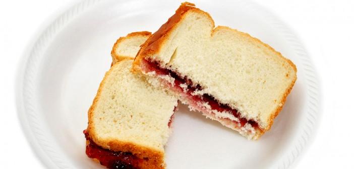 halbes Sandwich