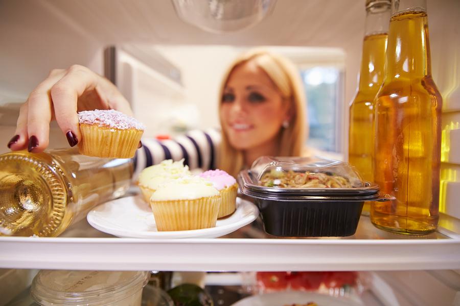 Unausgewogene Ernährung