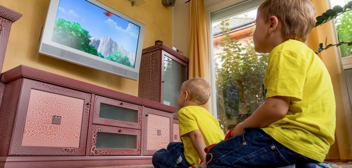 Fernsehkonsum der Kinder
