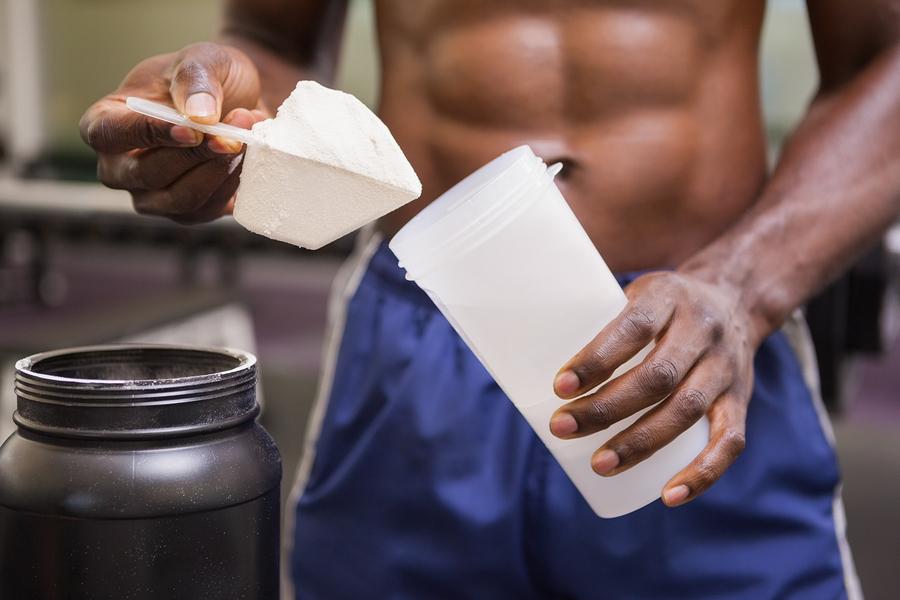 Nebenwirkung Proteinpulver