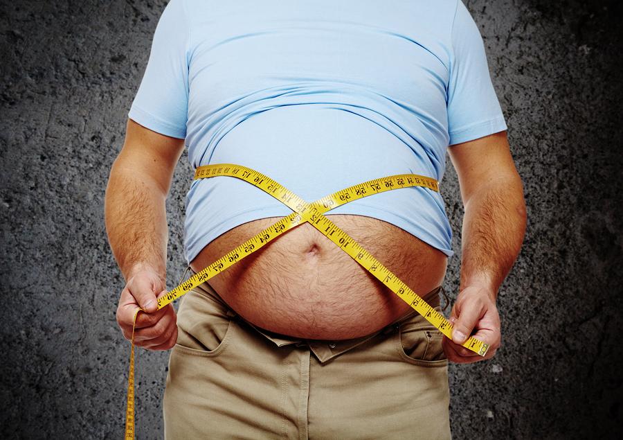 Zuckerkrankheit aufgrund Übergewicht
