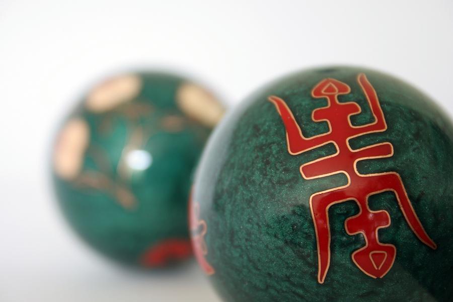 Qigong Kugeln