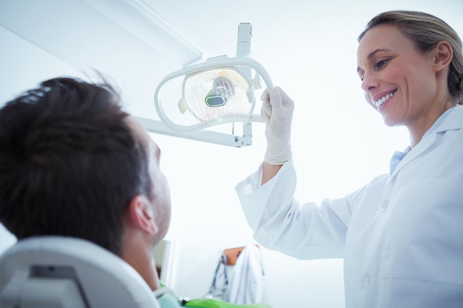 Zahnbehandlung mit Vollnarkose