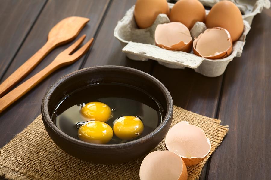 Vegane Ernährung Eier