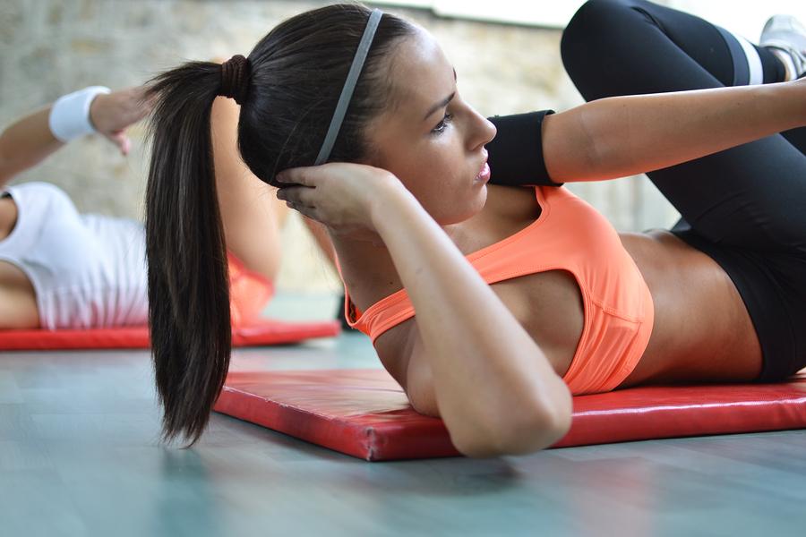 Muskelkater wegtrainieren
