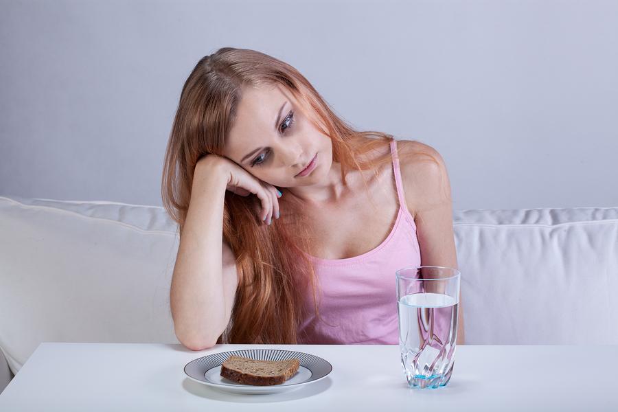 Magersucht Verhaltensweisen