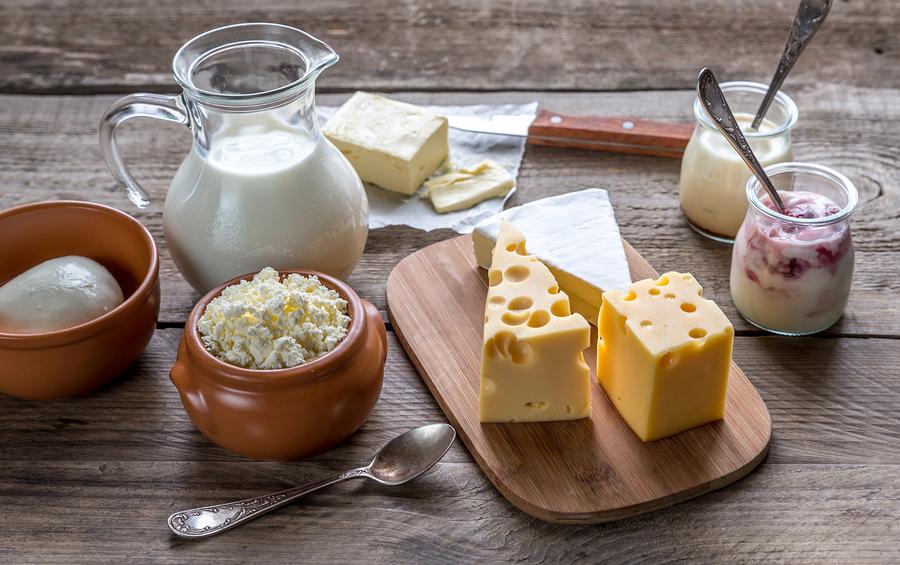 gesunde laktosefreie Lebensmittel