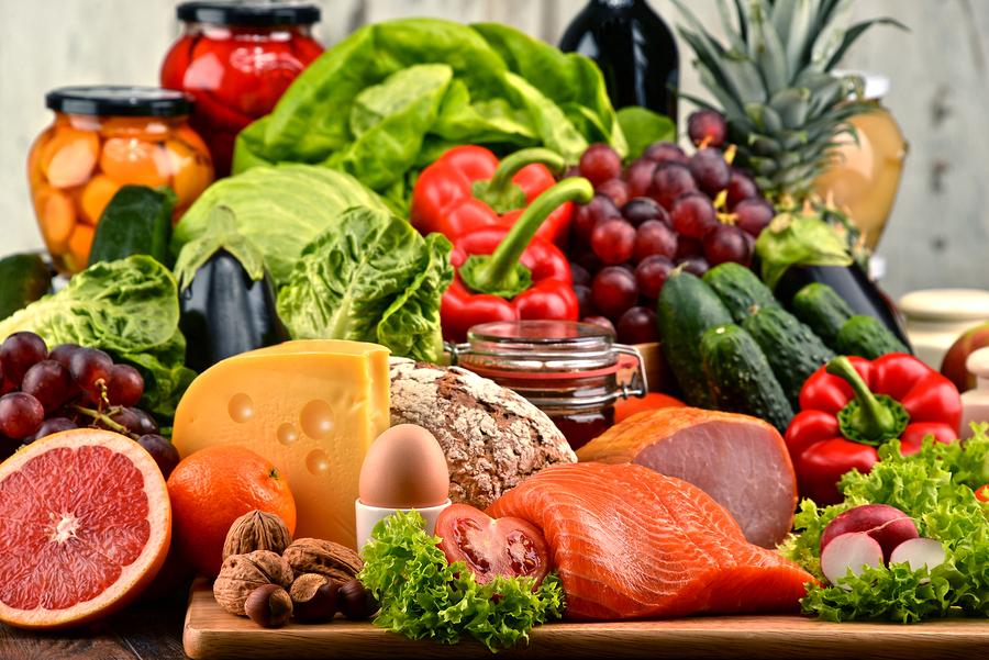 Ditox Diät Lebensmittel