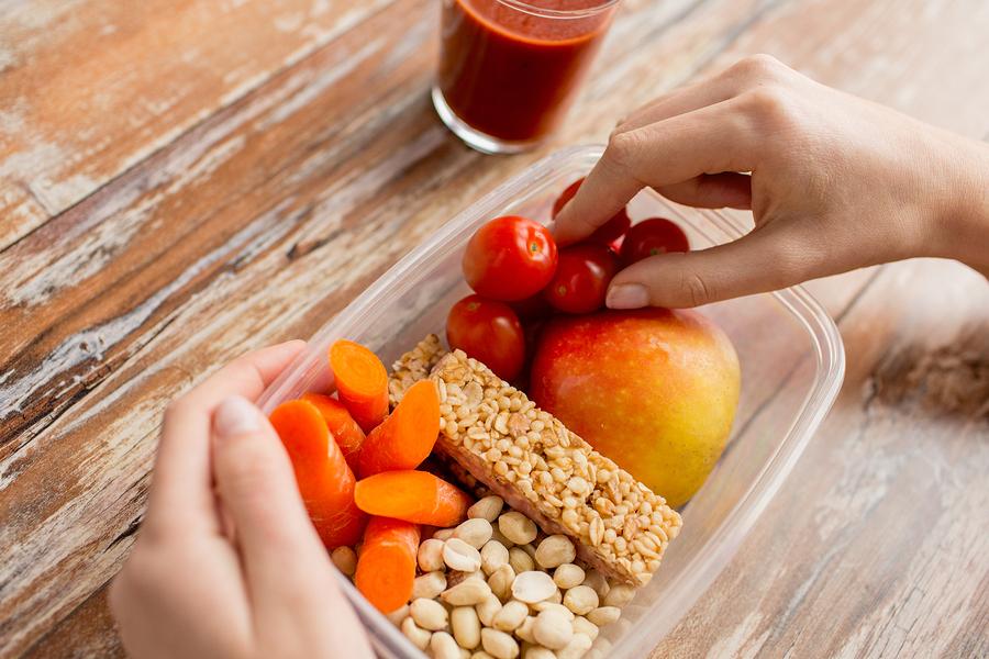 Grundregel der Ernährung