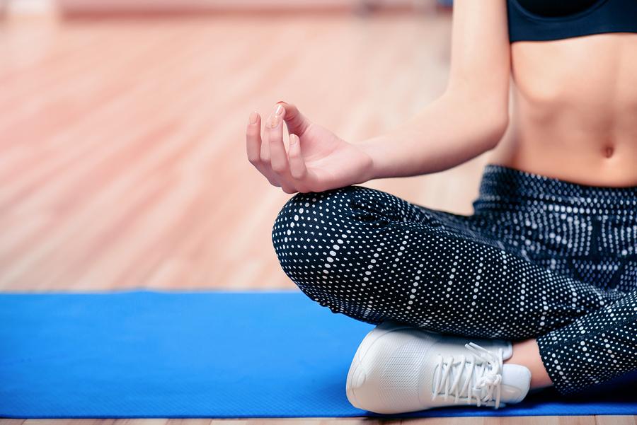 Die richtige Yoga Bekleidung