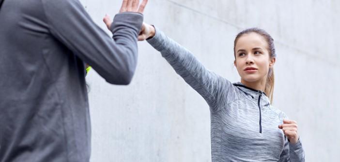 Sport mit Sehschwäche