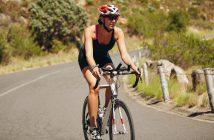 Abnehmen durch Radfahren