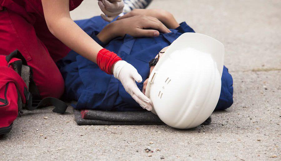 Schutz vor Unfällen und deren Folgen