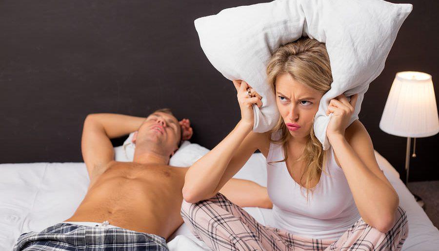Tipps gegen lautes Schnarchen