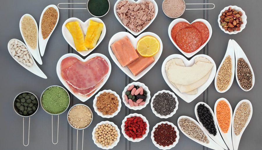 Gesunde Ernährung für einen normalen Puls