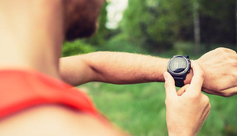 Sportler haben einen niedrigen Ruhepuls