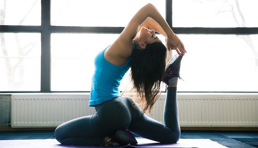 Was tun bei Cluster Kopfschmerzen? Yoga hilft am meisten