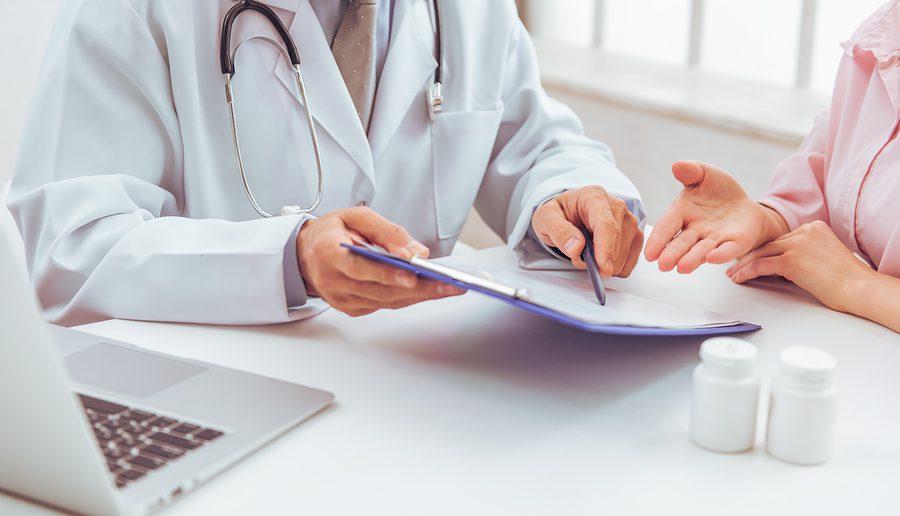 Eine Beratung ist ein Muss vor einer Operation