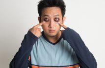 Dauerhafte Tränensäcke sind nicht gut für die Gesundheit (c)Bigstockphoto.com/68451196/szefei