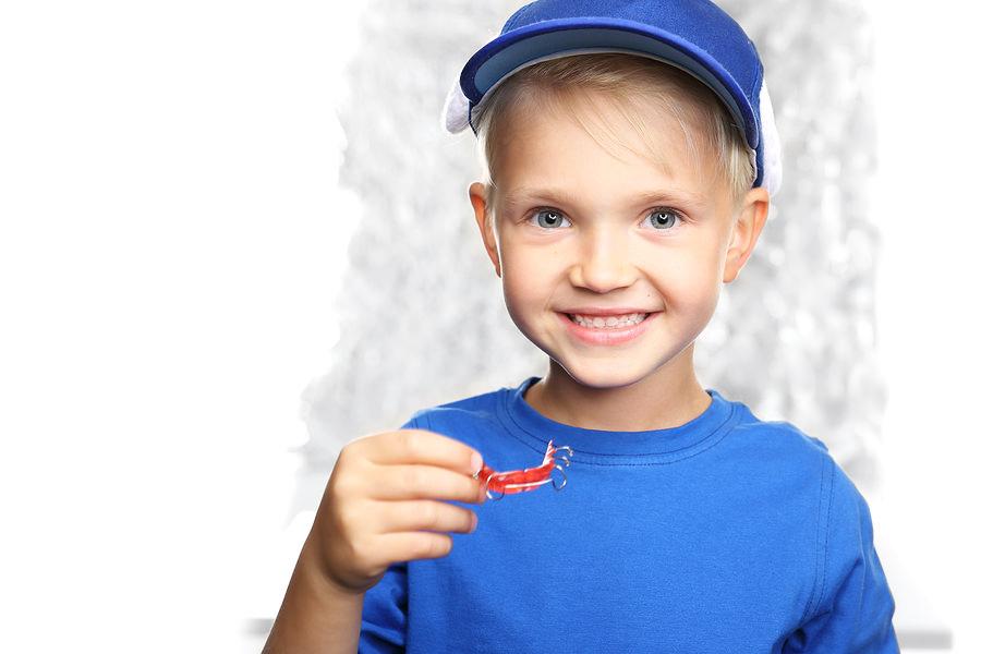 Gratis-Zahnspange für Kinder