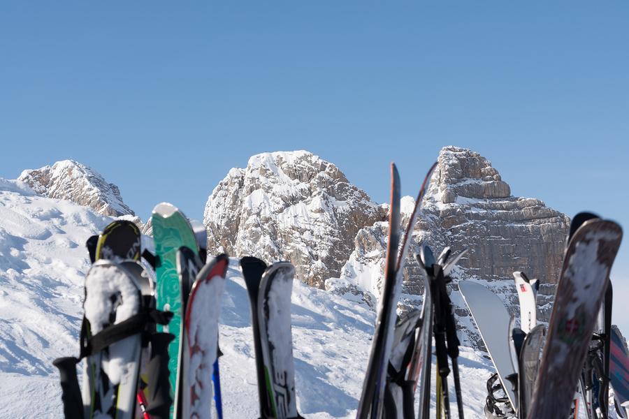Skifahren-Schladming