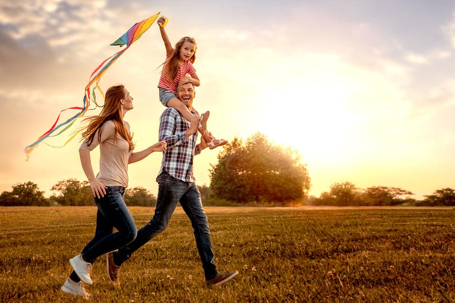 Spiel und Spaß im Familienurlaub