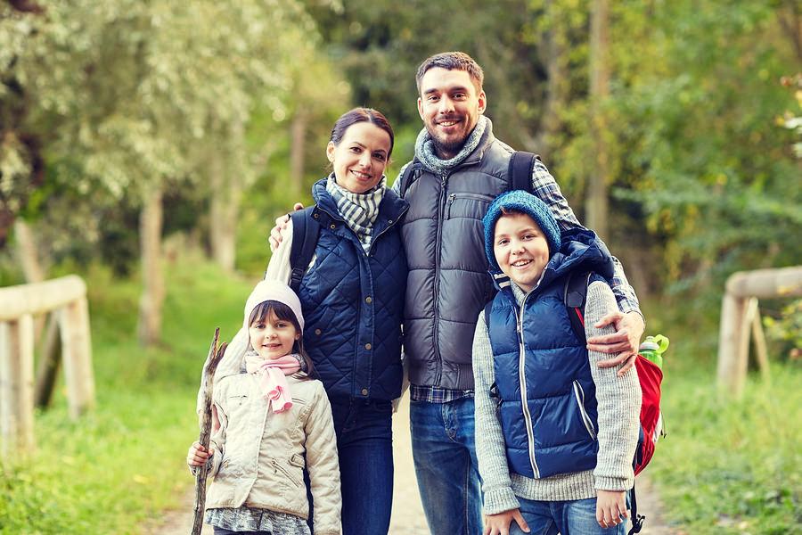 Wanderurlaub mit den Kindern