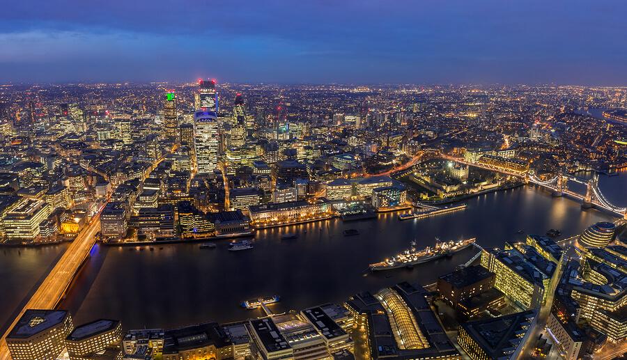 Städtereisen nach London