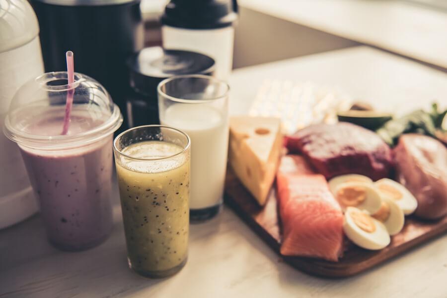 Gesunde Ernährung ist eines der wichtigsten Dinge, damit es mit der Schwangerschaft klapp