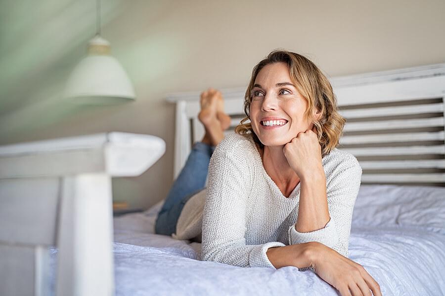 Rückenschmerzen vorbeugen: Das passende Bett hilft..